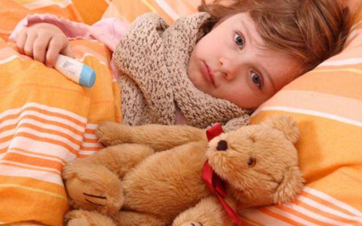 Как защитить ребенка от болезней