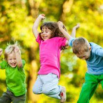 Подвижные развивающие игры для детей