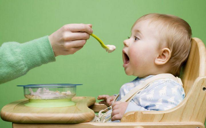 Режим кормления ребенка 1 года