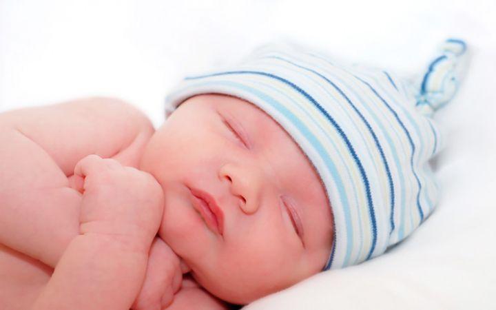 Режим дня месячного ребенка. Таблица