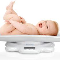 Сколько должен весить ребенок. Таблица