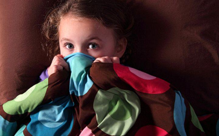 Как избавить ребенка от страхов