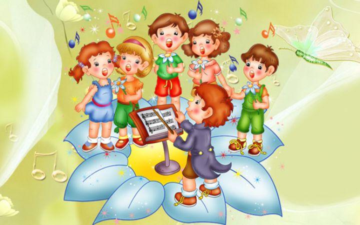 Музыкально-дидактические игры для дошкольников