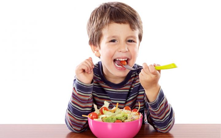 Диетические блюда для детей