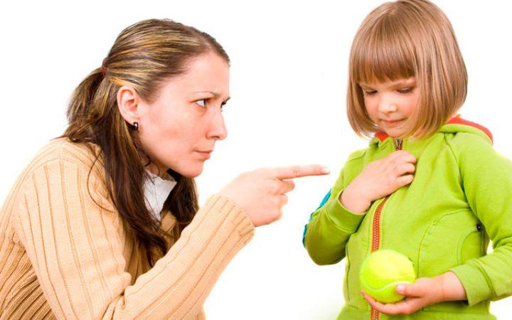Как объяснить ребенку, что нельзя