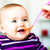 Овощное пюре для детей рецепт