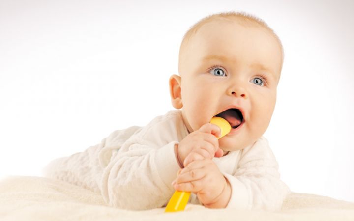 Развитие ребенка на 5-м месяце жизни