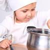 Рецепты выпечки для детей