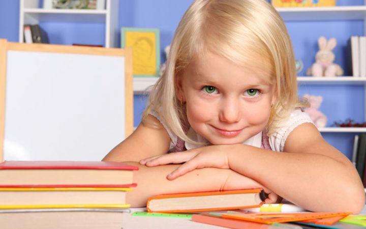 Развивающие занятия с детьми дома