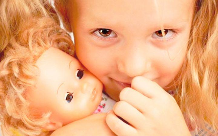 Застенчивость у детей