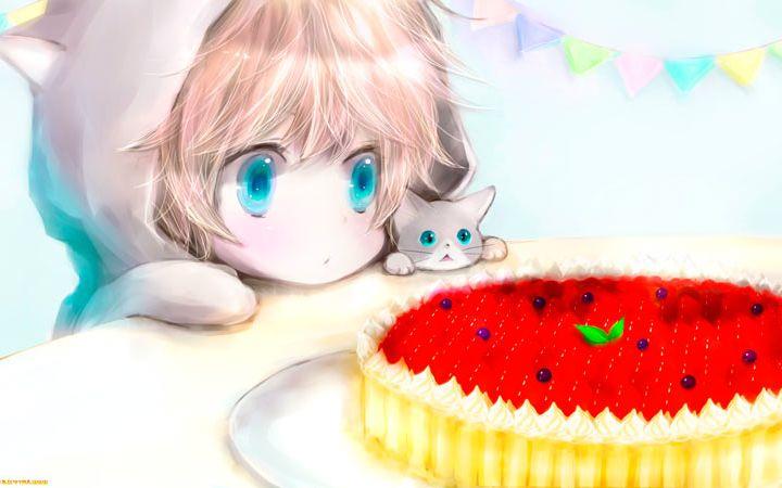 Рецепты десертов для детей
