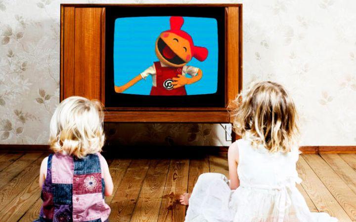 Влияние мультфильмов на психику детей