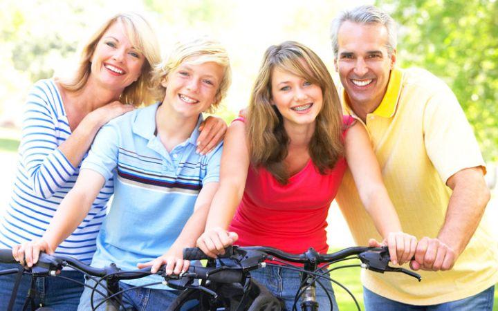 Воспитание подростков в семье