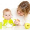 Чем кормить ребенка с 6 до 8 месяцев, чтобы набрать вес