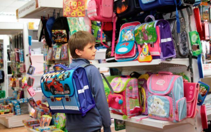 Как правильно выбрать рюкзак ребенку