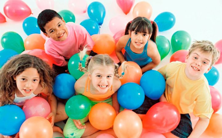 Игры направленные на знакомство детей