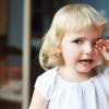 Как справляться с истериками ребенка