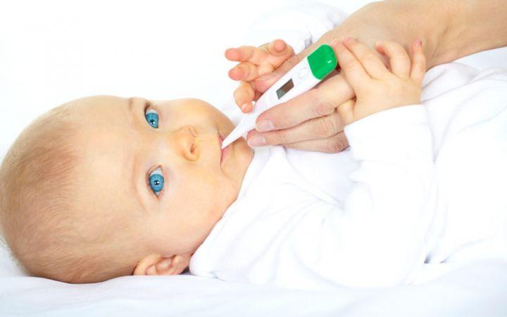 Какую температуру нужно сбивать у детей