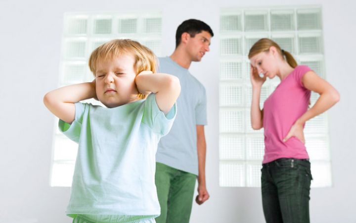 Влияние развода родителей на детей