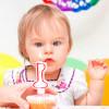 Как отметить 1 годик ребенку