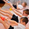 Гимнастика при плоскостопии у детей