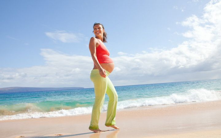 Можно ли беременным бегать