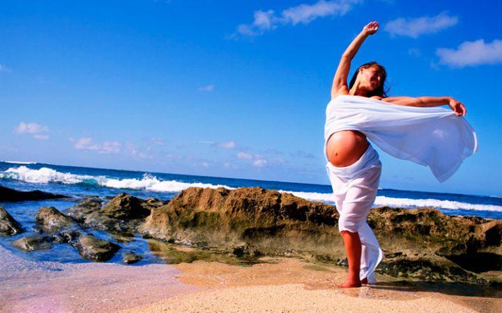 Поездки во время беременности