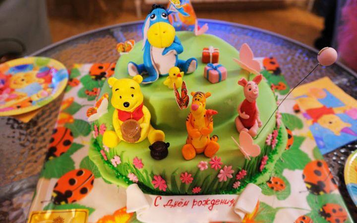 Что приготовить на день рождения ребёнку 5 лет