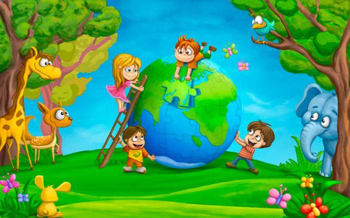 Экологическая викторина для детей