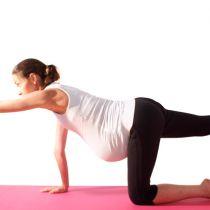 Домашняя гимнастика для беременных
