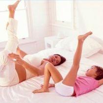 Гимнастика пробуждения после сна