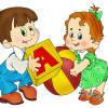 Познавательные игры для детей 4 лет