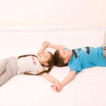 Упражнения для осанки у детей