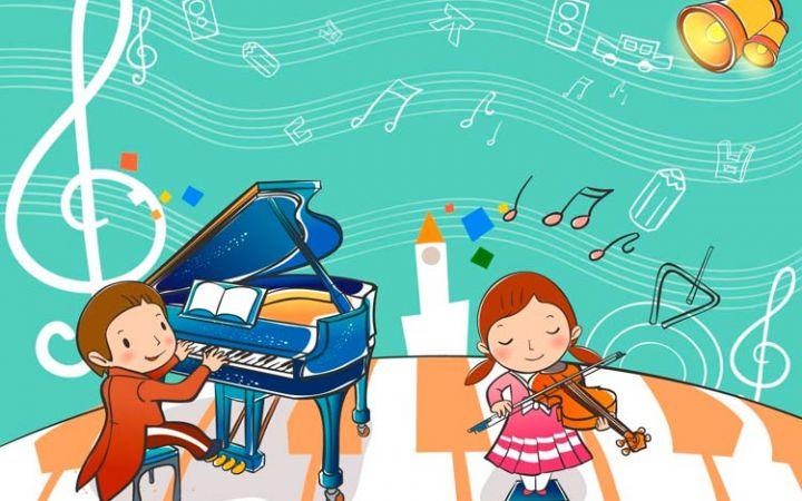 Музыкальная викторина для детей