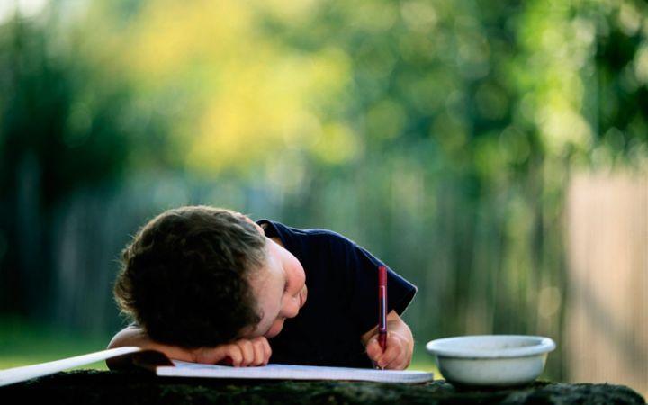 Как научить ребенка писать изложение
