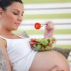 Питание беременной в третьем триместре