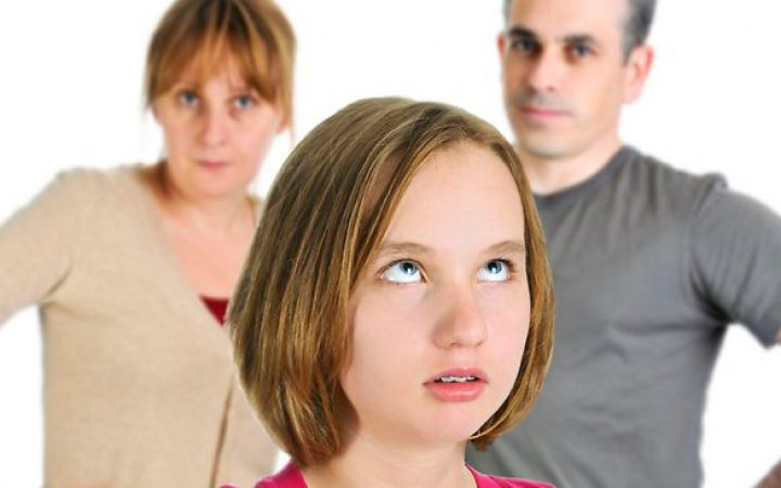 Признаки переходного возраста у девочек