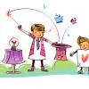 Домашние фокусы для детей