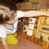 Развивающая доска для ребенка своими руками