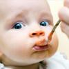 Рецепты блюд для детей до года