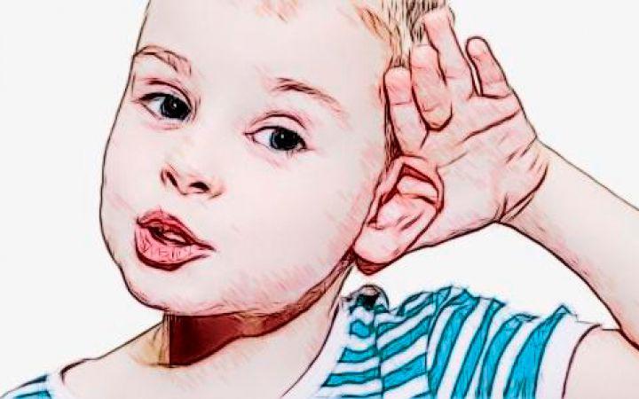 Обучение глухого ребенка