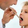 Ангина у детей, симптомы, лечение