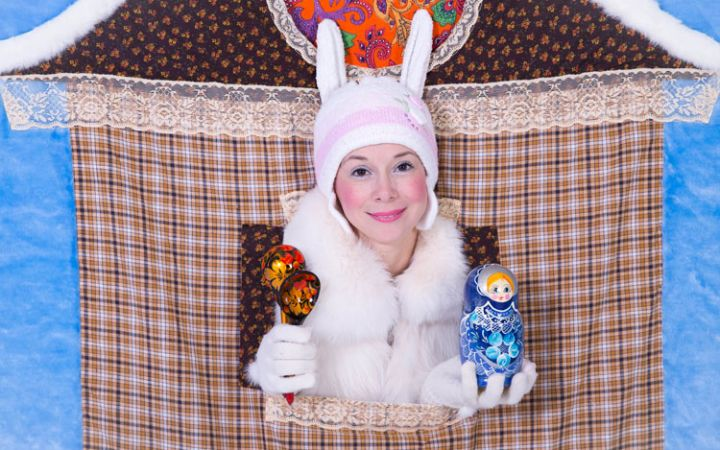 Сценарий для детского кукольного театра