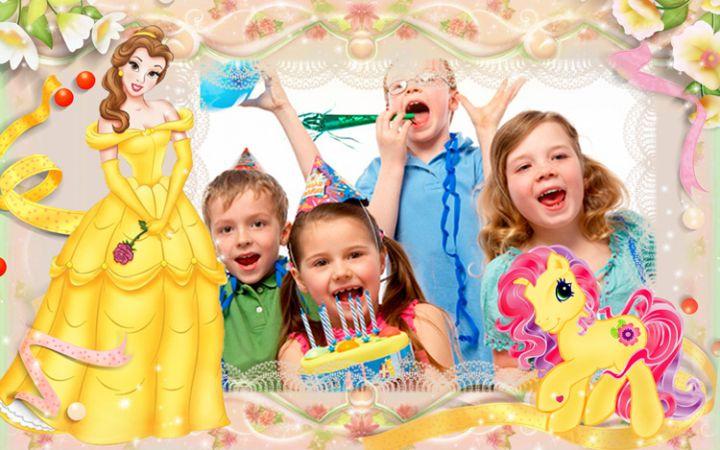 Сценарий дня рождения 7 лет девочке
