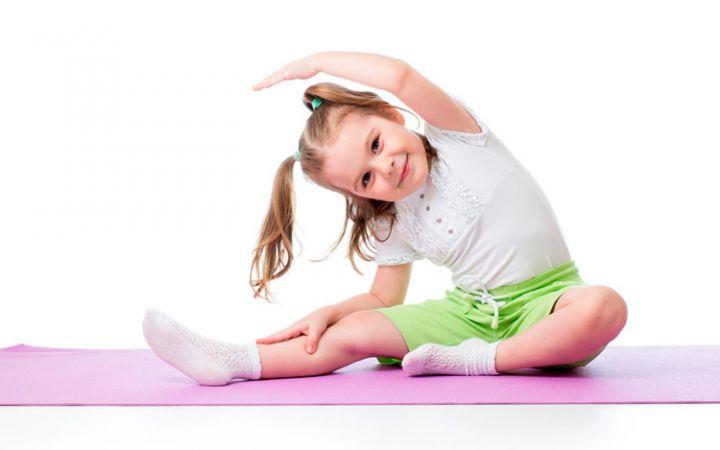 Хореография для детей, упражнения