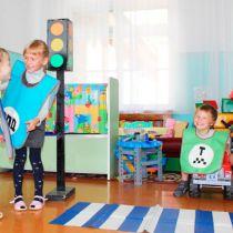 Сюжетно ролевые игры для дошкольников