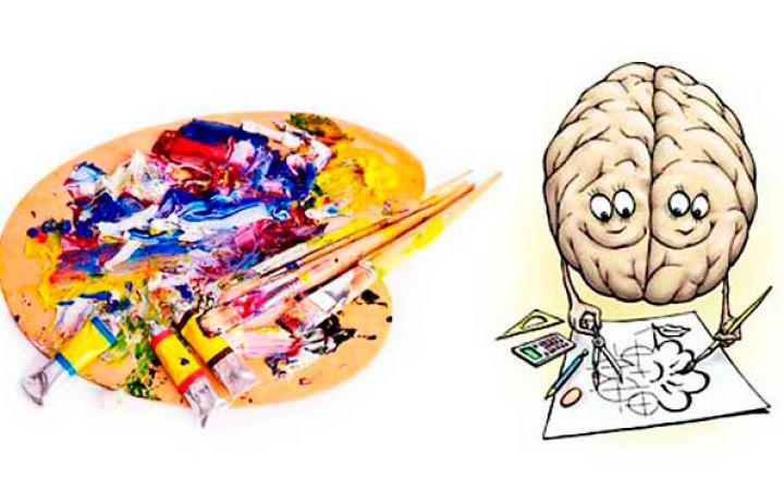 Правополушарное рисование для детей