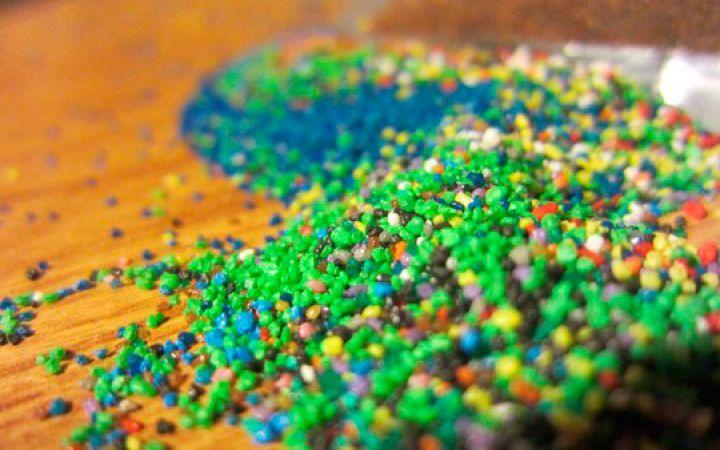 Рисунки цветным песком для детей