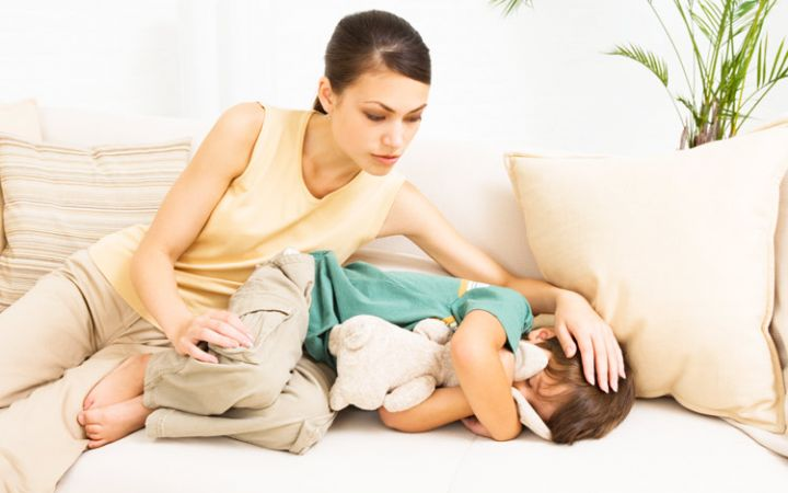 Симптомы ротавирусной инфекции у детей