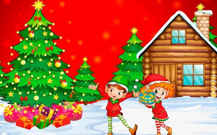 Сценарий детского новогоднего праздника